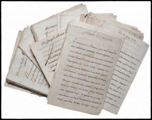 Lettres adressées au Comte de Sade sur la Campagne de Flandres
