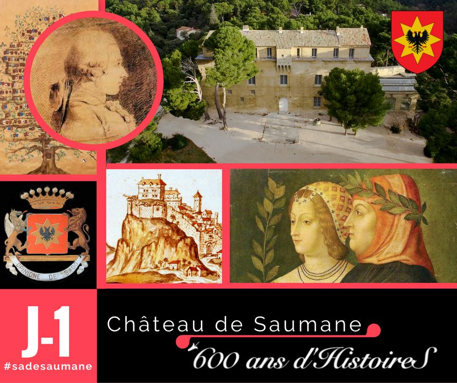Marquis de Sade Saumane