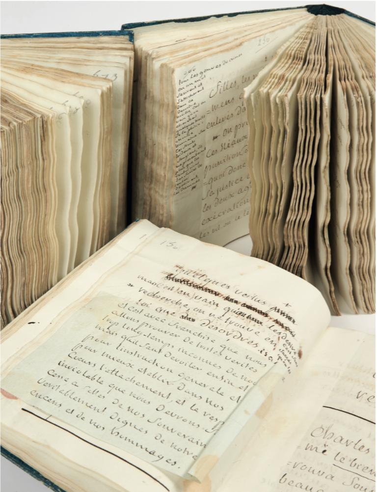 marquis-de-sade-isabelle-de-baviere-manuscrit